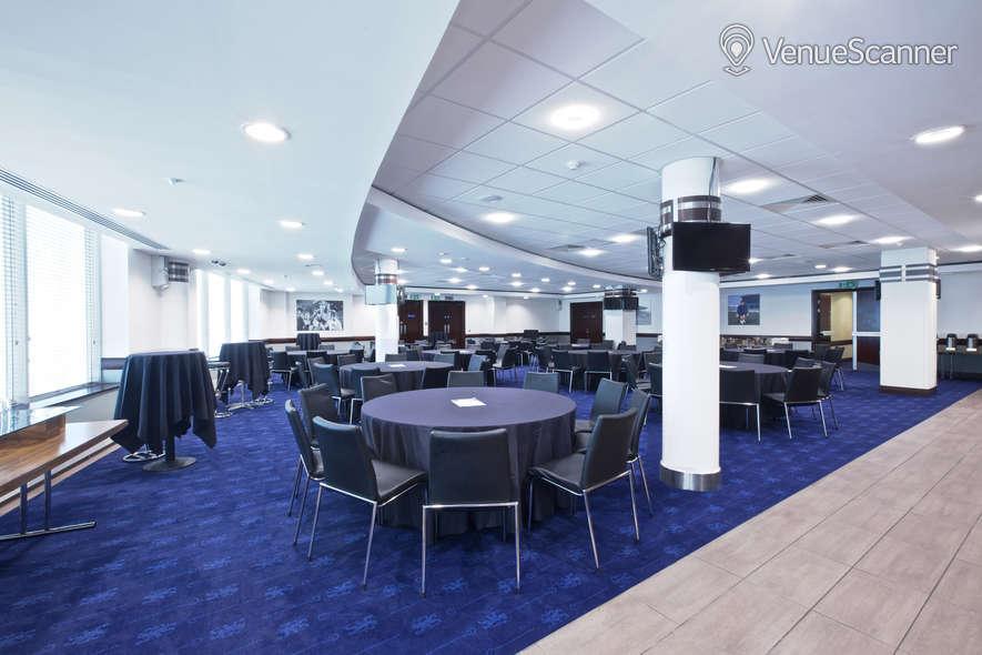 Hire Chelsea Football Club Tambling Suite