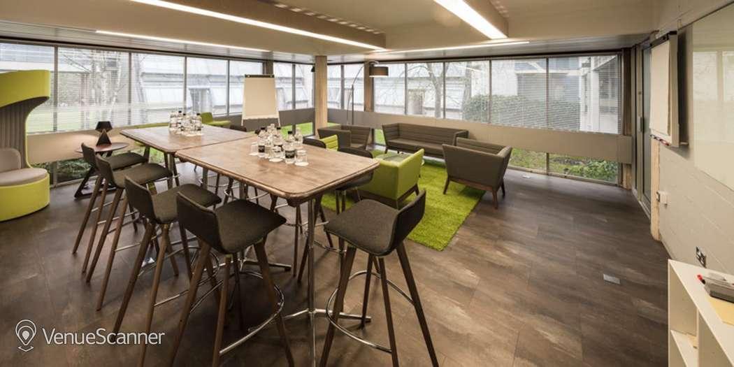 Hire Said Business School: Egrove Park Venue The Foundry Room 1