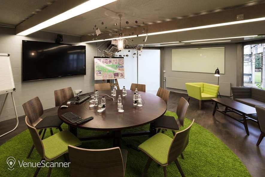 Hire Said Business School: Egrove Park Venue The Foundry Room