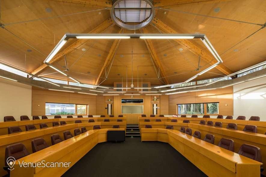 Hire Said Business School: Egrove Park Venue Clifford Barclay Lt