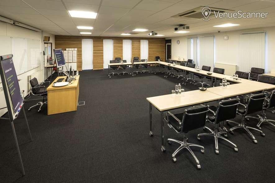 Hire Said Business School: Egrove Park Venue New Chester Room