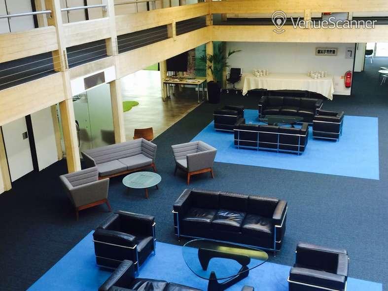 Hire Said Business School: Egrove Park Venue Bedrooms 1