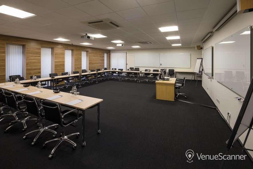 Hire Said Business School: Egrove Park Venue South West Room 1