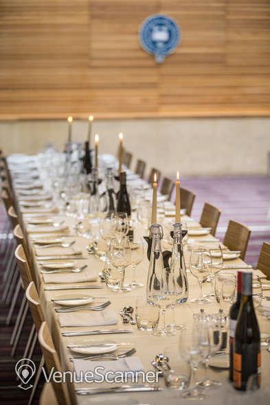 Hire Said Business School: Egrove Park Venue Dining Room