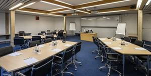 Said Business School: Egrove Park Venue, Templeton Lecture Room
