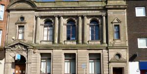 Maryhill Library, Library