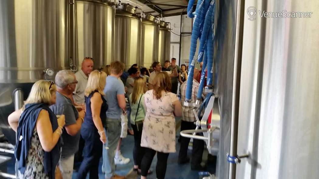 Hire Hammerton Brewery Brewery Taproom @ Hammerton Brewery 5