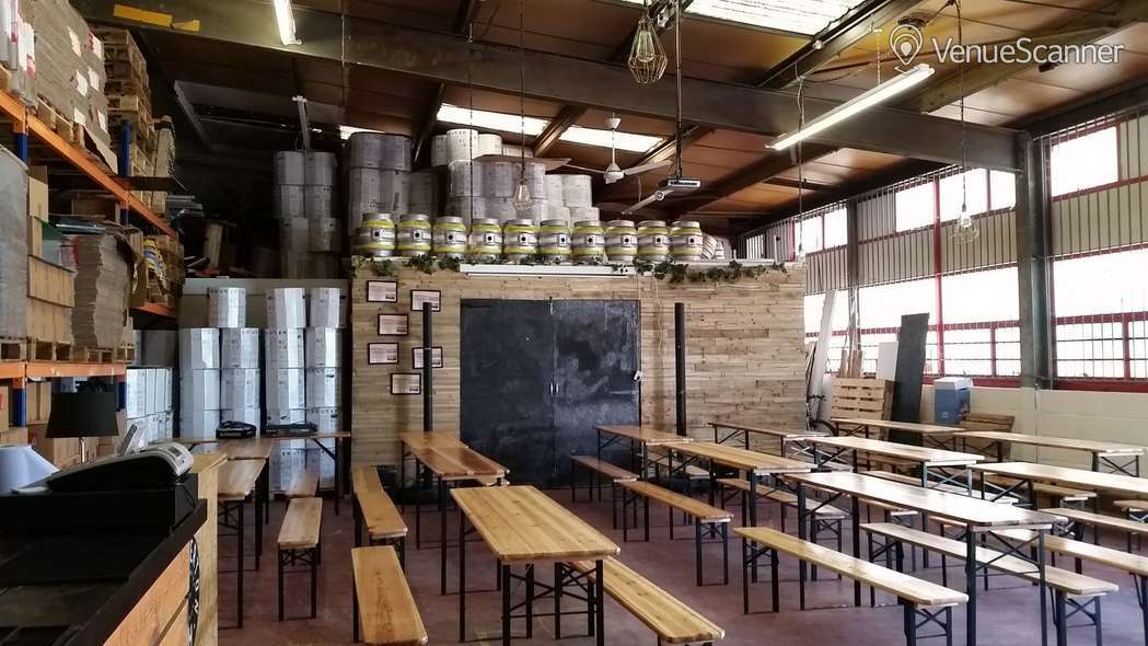 Hire Hammerton Brewery Brewery Taproom @ Hammerton Brewery 1