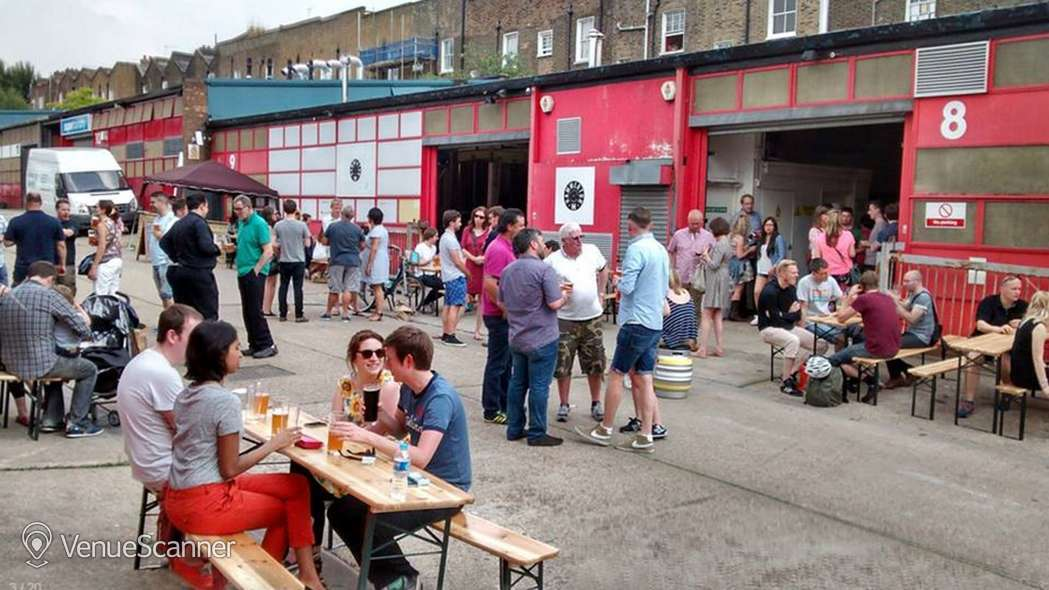 Hire Hammerton Brewery Brewery Taproom @ Hammerton Brewery 2
