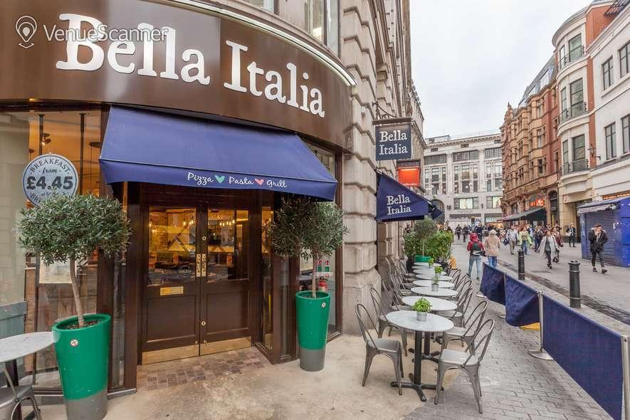 Hire Bella Italia Argyll Street Exclusive Hire 9