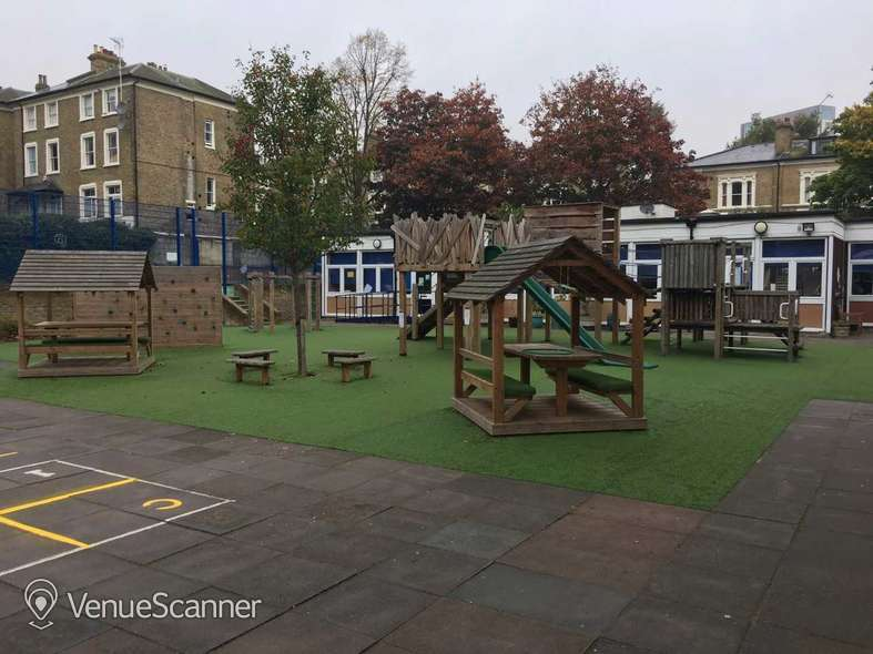 Hire St John's Holloway Outdoor Space