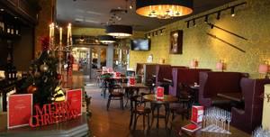 Davy's Canary Wharf, Brasserie