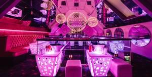Livello, Opulenza Vip Lounge