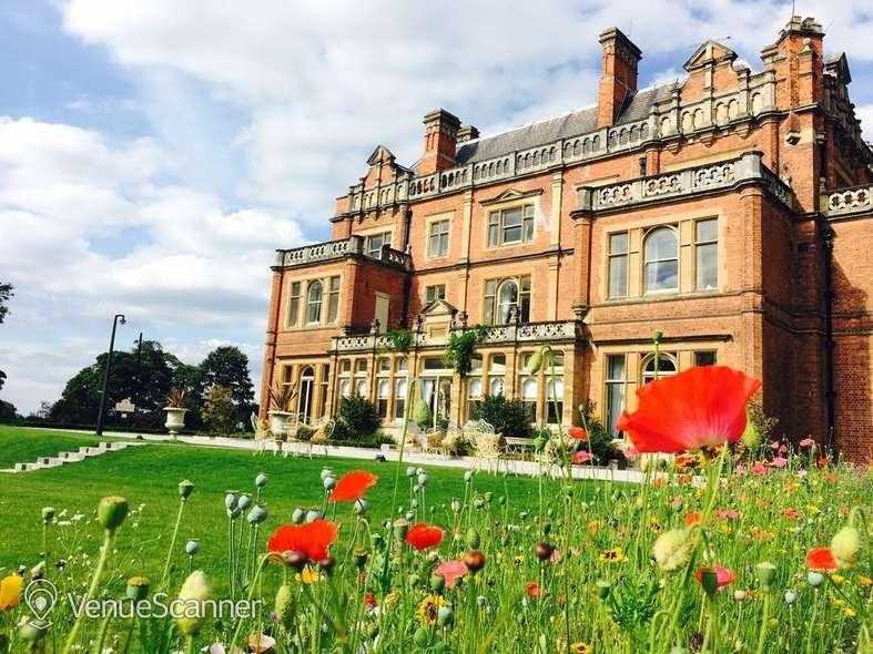 Hire Rossington Hall Hotel Rossington Hall - The Ballroom