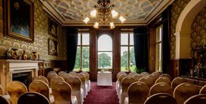 Rossington Hall Hotel, Rossington Hall -Dinning Room