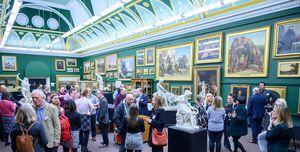 Salford Museum And Art Gallery, Galleries