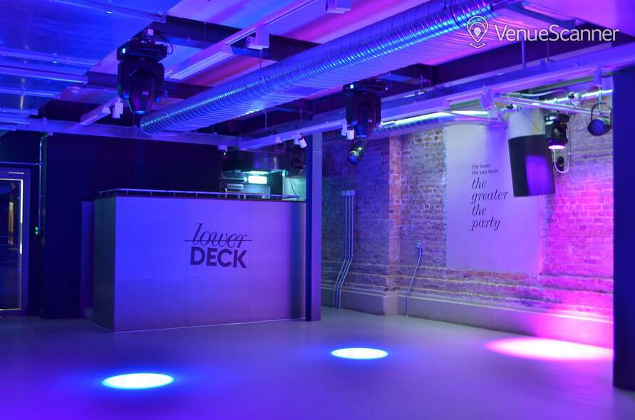 Hire Lower Deck Exclusive Hire 2