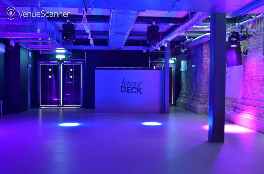 Hire Lower Deck Exclusive Hire 15