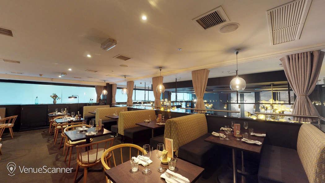 Hire Brasserie Blanc Threadneedle Street Mezzanine 2
