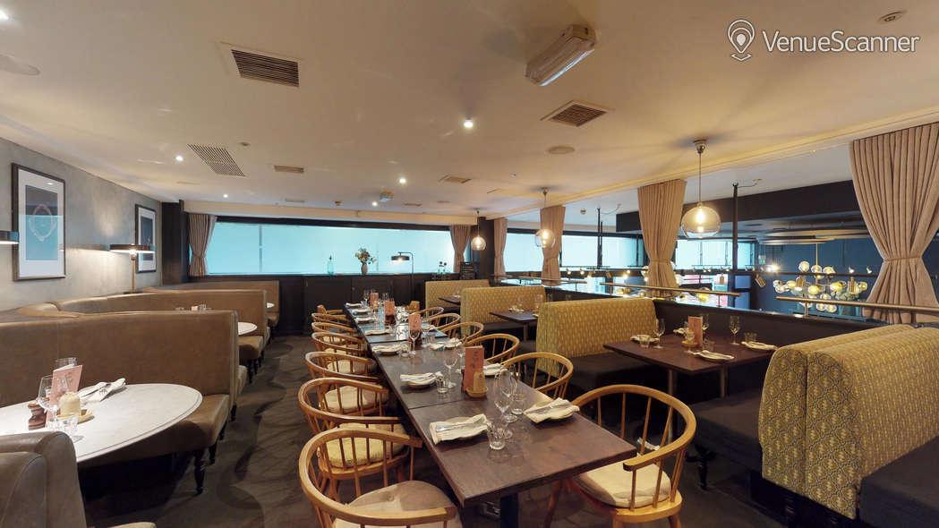 Hire Brasserie Blanc Threadneedle Street Mezzanine 1