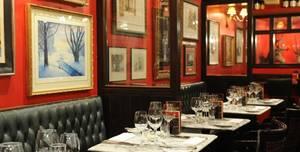 Boisdale of Bishopsgate, Champagne and Oyster Bar