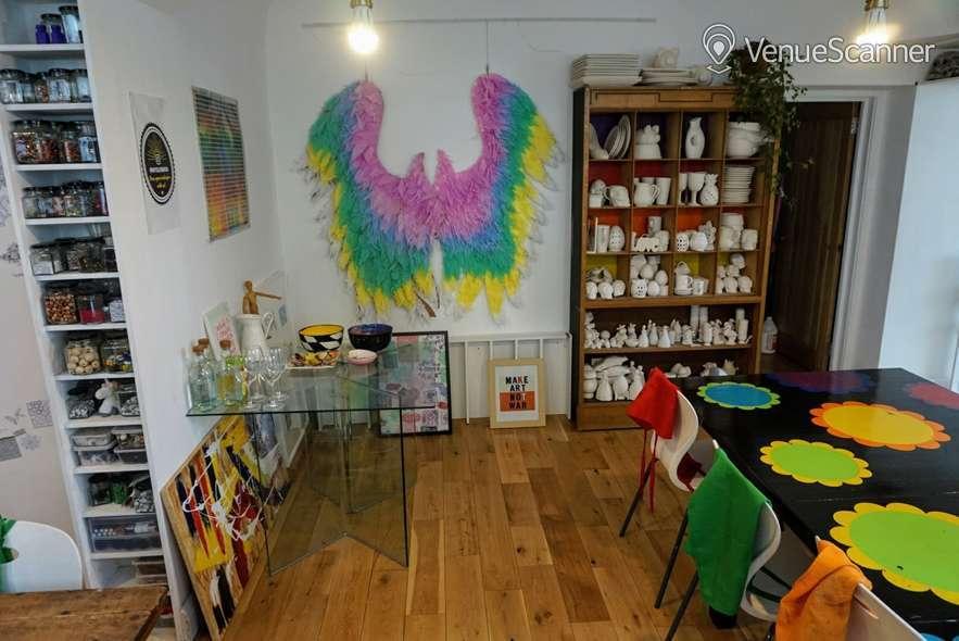 Hire M.y.o Creative Studio - Central London (Se1) Creative Studio Borough 4
