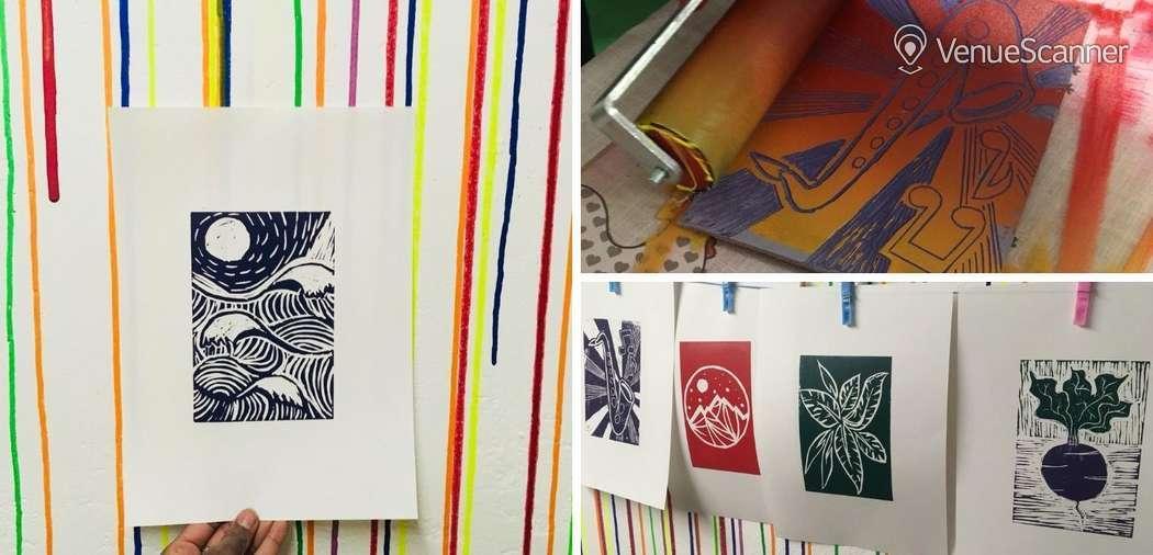 Hire M.y.o Creative Studio - Central London (Se1) Creative Studio Borough 16
