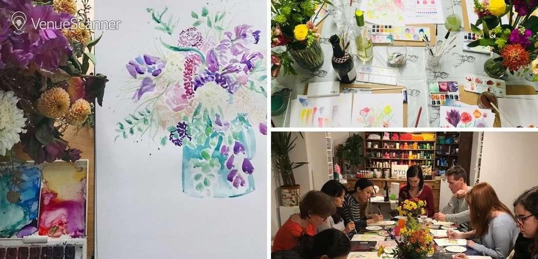 Hire M.y.o Creative Studio - Central London (Se1) Creative Studio Borough 18