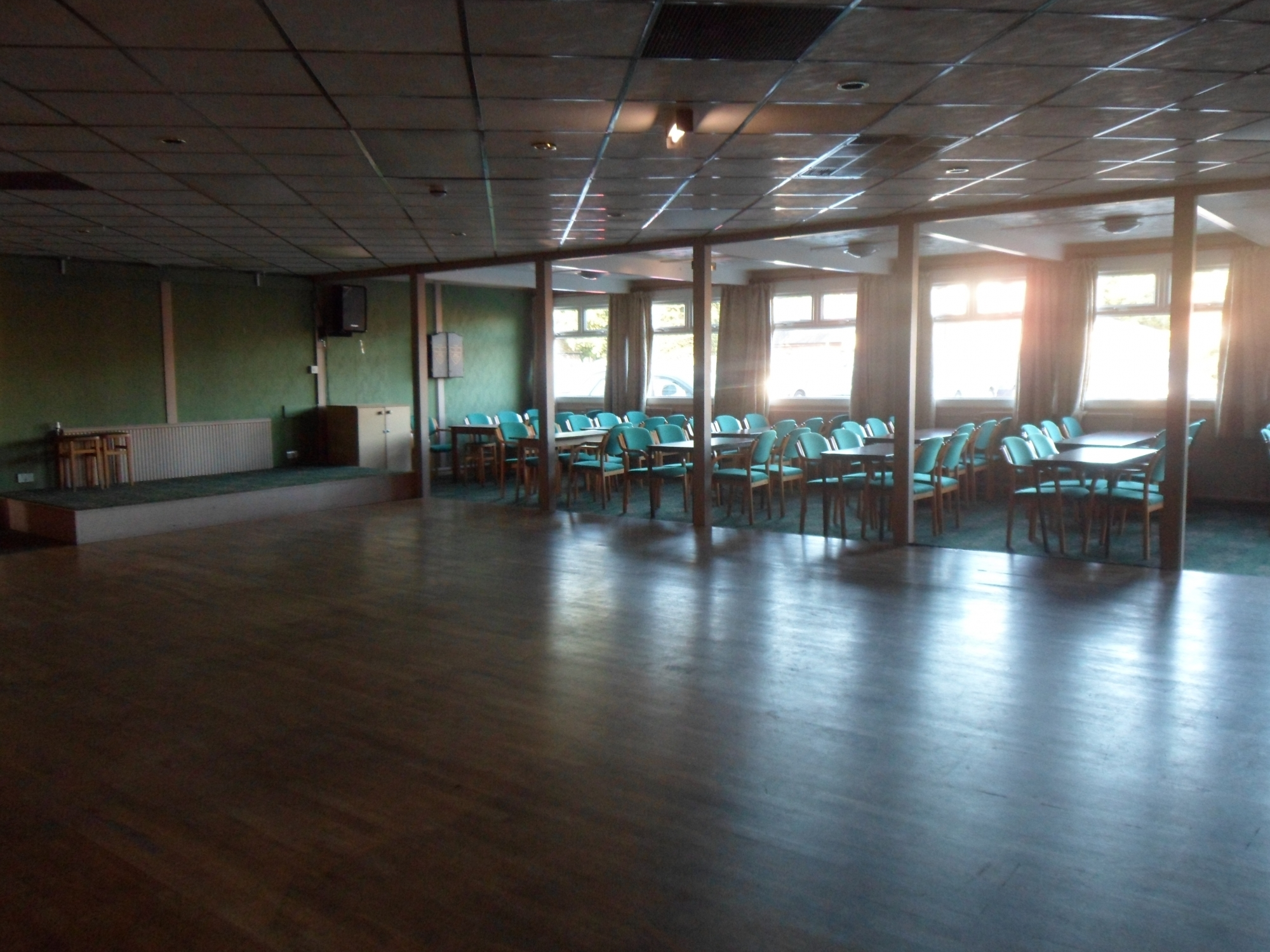 Hire Flixton Cricket And Sports Club Main Space