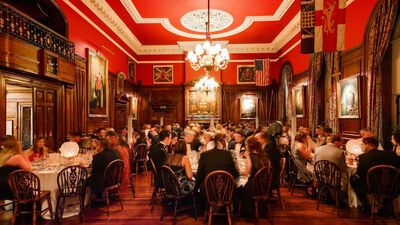 The Hac, The Long Room