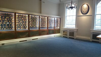 The Hac, Medal Room