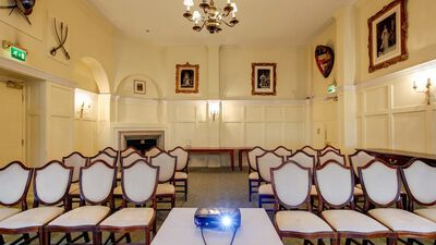 The Hac, Ante Room