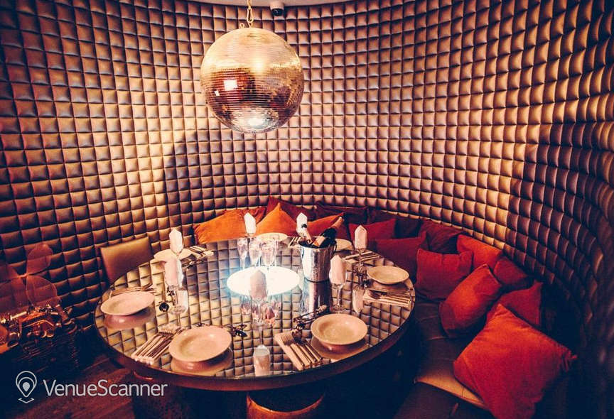 Hire Hummingbird Glasgow Glitter Room 1