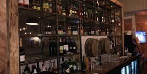 The Black Lion, Bar