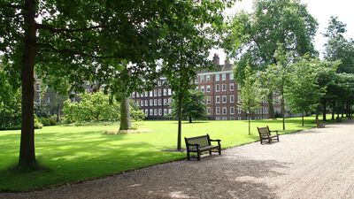 The Honourable Society of Gray's Inn, THE WALKS AND MARQUEE