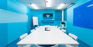 Huckletree West, Alphabet City Meeting Room