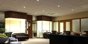 Renaissance London Heathrow Hotel, Renaissance Suite Boardroom 1