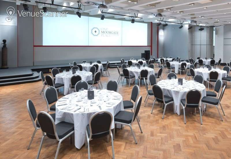 Hire One Moorgate Place Great Hall