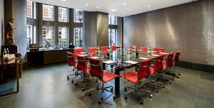 Radisson Blu Edwardian, Bloomsbury Street, Private Room 1