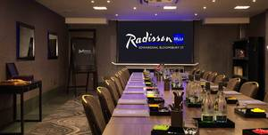 Radisson Blu Edwardian, Bloomsbury Street, Private Room 2