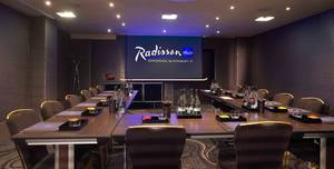 Radisson Blu Edwardian, Bloomsbury Street, Private Room 5