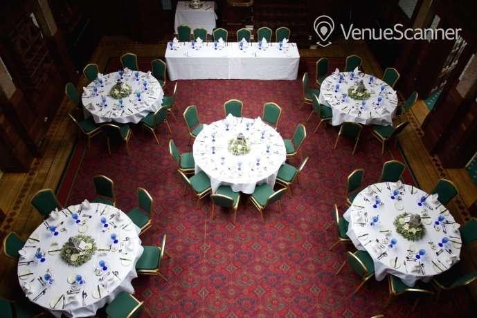 Hire Highbury Hall Breakfast Suite 2