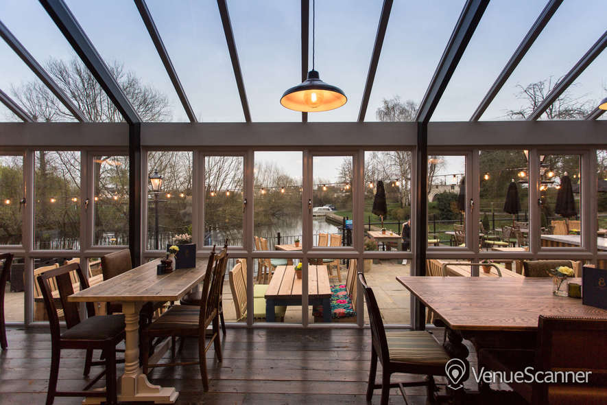 Hire The Bridge, Chertsey The Conservatory 1