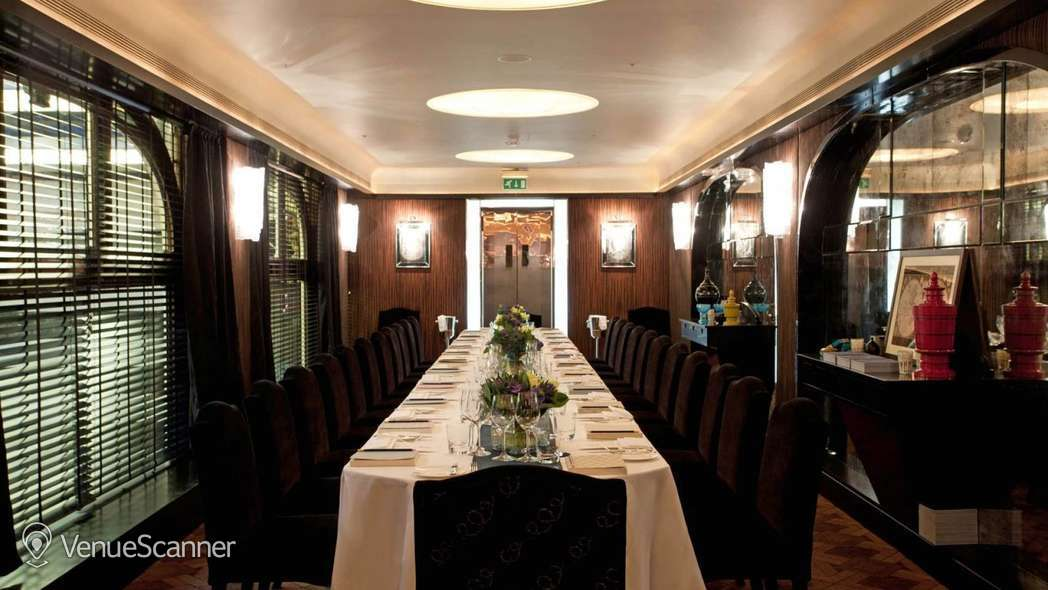 Hire Savoy Grill D'oyle Carte Room