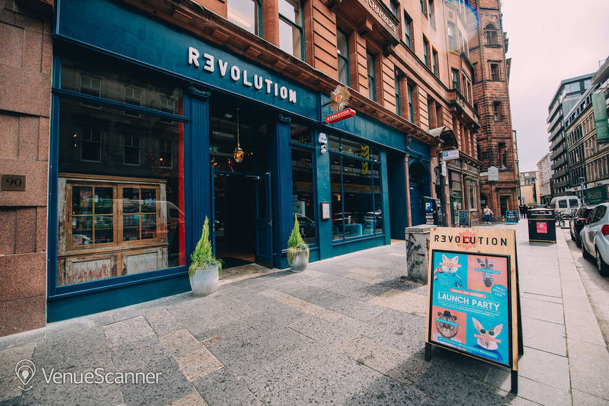 Hire Revolution Mitchell Street Skye Bar