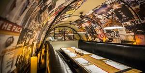 Belgo Centraal, Private Cave Dining Experience