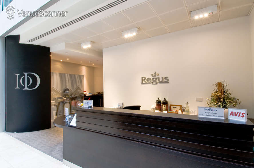 Hire Regus Reading Forbury Square Aintree 2