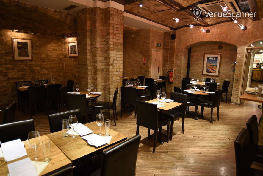 Hire Bedales At Leadenhall Market Vaulted Wine Bar 6