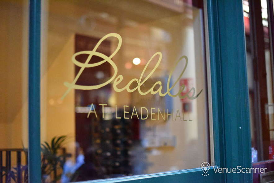 Hire Bedales At Leadenhall Market Vaulted Wine Bar 1