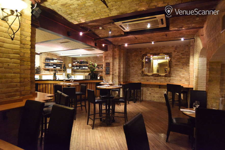 Hire Bedales At Leadenhall Market Vaulted Wine Bar 3